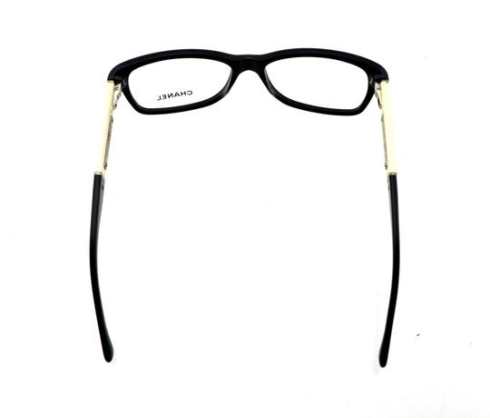 Chanel Chanel CH 3232-Q c.1348 54mm Patent Leather Eyeglasses RX Frames Italy Image 5
