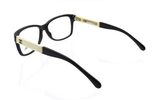 Chanel Chanel CH 3232-Q c.1348 54mm Patent Leather Eyeglasses RX Frames Italy Image 6