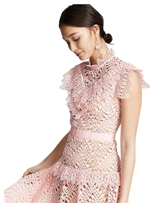 Preload https://img-static.tradesy.com/item/26159574/self-portrait-pink-abstract-triangle-lace-short-formal-dress-size-2-xs-0-2-650-650.jpg