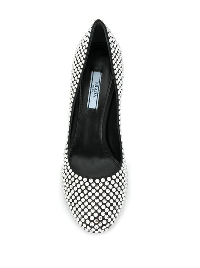 Prada Black Pumps Image 4