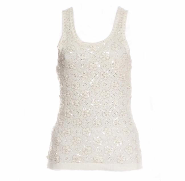 Preload https://img-static.tradesy.com/item/26159588/lela-rose-ivory-sleeveless-tank-topcami-size-4-s-0-0-650-650.jpg