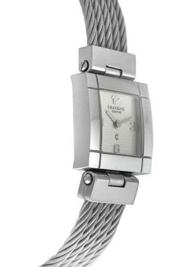 Charriol Ladies' Charriol Celtic CELS.71.171 Stainless Steel 20MM Quartz Image 3