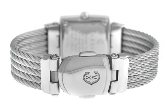 Charriol Ladies' Charriol Celtic CELS.71.171 Stainless Steel 20MM Quartz Image 6