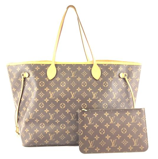 Preload https://img-static.tradesy.com/item/26159650/louis-vuitton-neverfull-tote-pochette-clutch-neo-32955-with-gm-brown-monogram-canvas-shoulder-bag-0-1-540-540.jpg