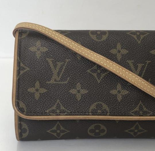 Louis Vuitton Twin Pochette Twin Monogram Shoulder Cross Body Bag Image 2