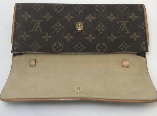 Louis Vuitton Twin Pochette Twin Monogram Shoulder Cross Body Bag Image 8