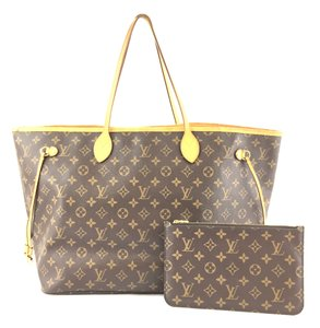 Louis Vuitton Monogram Neverfull Gm Neo Shoulder Bag