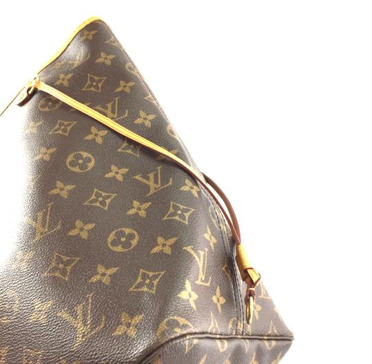Louis Vuitton Monogram Neverfull Gm Neo Shoulder Bag Image 10