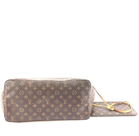 Louis Vuitton Monogram Neverfull Gm Neo Shoulder Bag Image 3