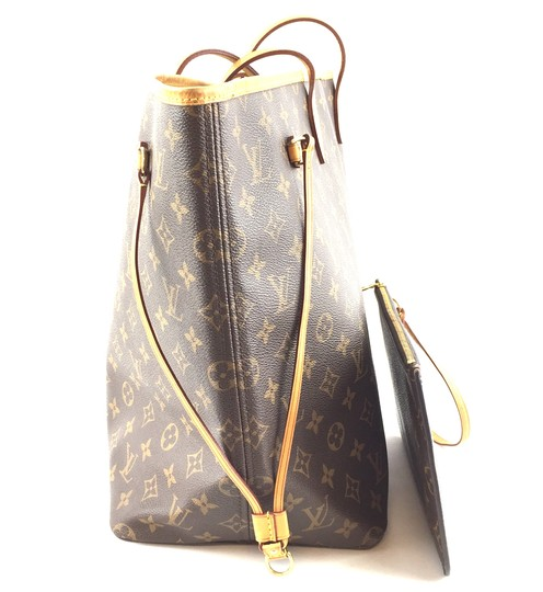 Louis Vuitton Monogram Neverfull Gm Neo Shoulder Bag Image 8