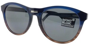 Montblanc MB506S-92A-58 Sunglasses Size 58mm 19mm 145mm Multicolor