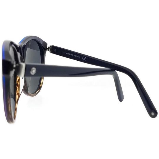 Montblanc MB506S-92A-58 Sunglasses Size 58mm 19mm 145mm Multicolor Image 4
