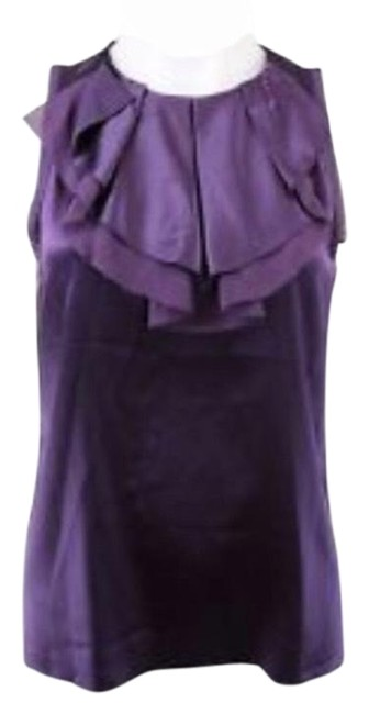 Preload https://img-static.tradesy.com/item/26159735/vince-purple-tank-with-blouse-size-4-s-0-1-650-650.jpg