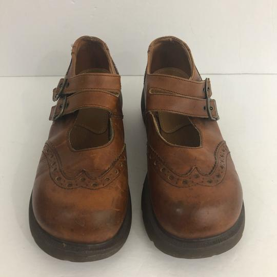 Dr. Martens brown Mules Image 1