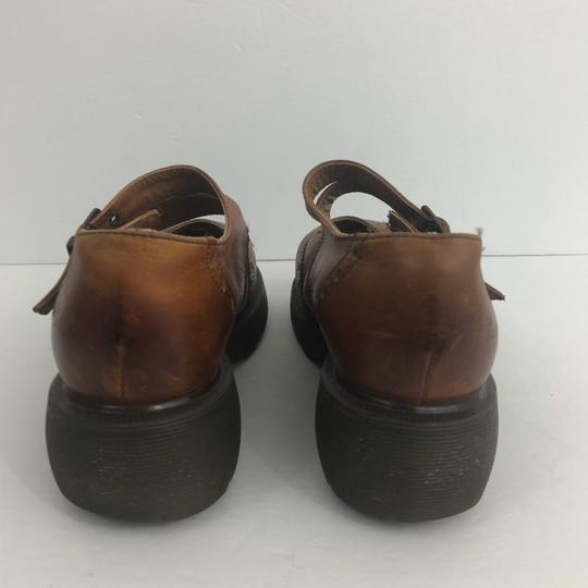 Dr. Martens brown Mules Image 3