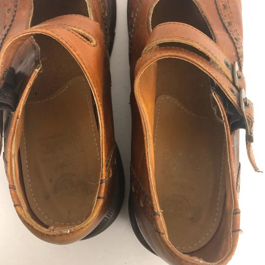 Dr. Martens brown Mules Image 5