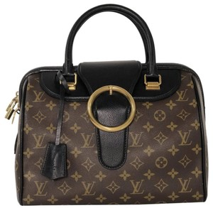 Louis Vuitton Speedy Speedy 30 Monogram Tote Satchel in Brown