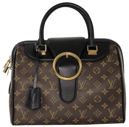 Preload https://img-static.tradesy.com/item/26159852/louis-vuitton-speedy-limited-edition-golden-arrow-30-in-blac-brown-monogram-canvas-satchel-0-0-540-540.jpg