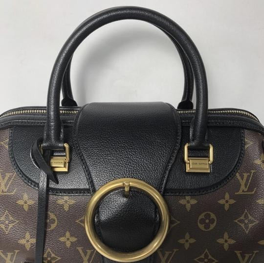 Louis Vuitton Speedy Speedy 30 Monogram Tote Satchel in Brown Image 2