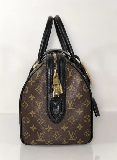 Louis Vuitton Speedy Speedy 30 Monogram Tote Satchel in Brown Image 4