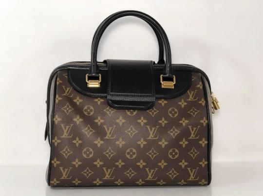 Louis Vuitton Speedy Speedy 30 Monogram Tote Satchel in Brown Image 6