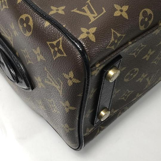 Louis Vuitton Speedy Speedy 30 Monogram Tote Satchel in Brown Image 8