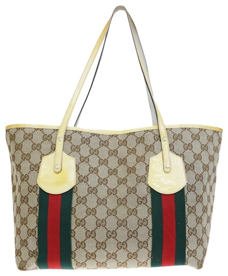Preload https://img-static.tradesy.com/item/26159854/gucci-tote-gg-pattern-sherry-canvas-patent-brown-leather-shoulder-bag-0-1-540-540.jpg