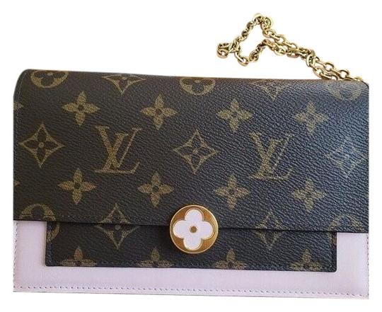 Preload https://img-static.tradesy.com/item/26159866/louis-vuitton-flore-chain-wallet-brown-pink-brown-leather-cross-body-bag-0-1-540-540.jpg