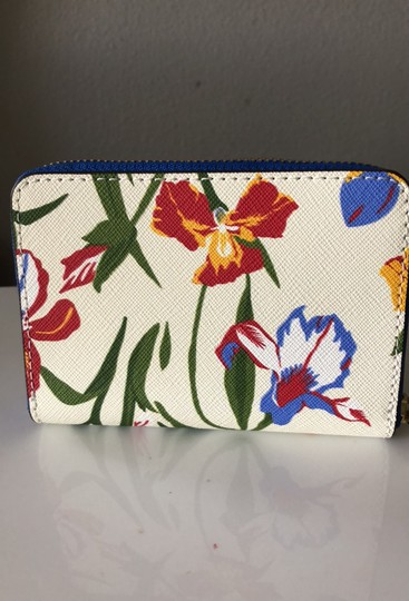 Tory Burch Emerson zip coin case wallet Image 5