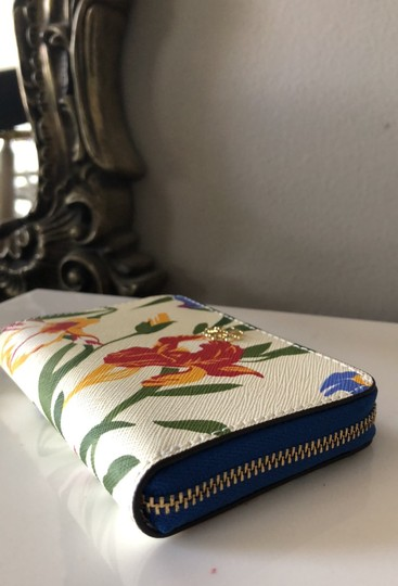 Tory Burch Emerson zip coin case wallet Image 7
