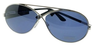 Tom Ford FT0154-18V-64 Sunglasses Size 64mm 11mm 125mm Silver