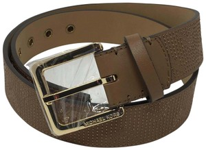 Michael Kors MICHAEL KORS MEDIUM GENUINE LEATHER BELT