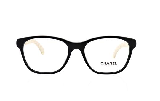Chanel Chanel CH 3290-Q c.817 54mm Quilted Leather Eyeglasses RX Frames Italy Image 3