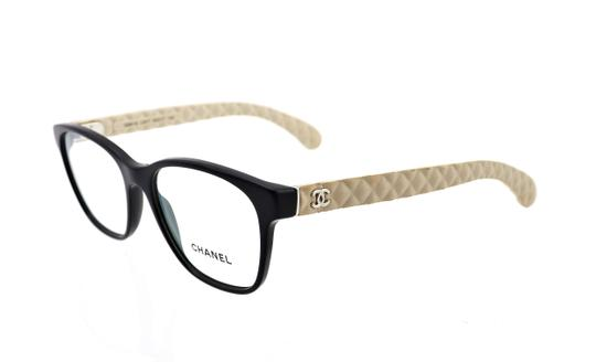 Chanel Chanel CH 3290-Q c.817 54mm Quilted Leather Eyeglasses RX Frames Italy Image 4