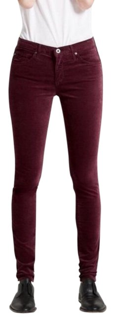 Preload https://img-static.tradesy.com/item/26159923/ag-adriano-goldschmied-red-the-legging-pants-size-10-m-31-0-1-650-650.jpg
