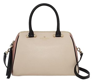 Kate Spade Satchel in Pink Brown Creme