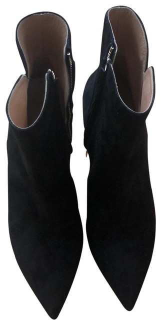 Item - Black Sold Out New Orla Pointes Toe Suede Boots/Booties Size US 9 Regular (M, B)