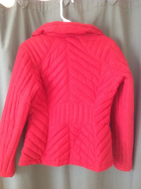 Kenneth Cole Reaction red Jacket