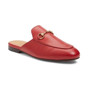 Gucci Loafers Trendy Classic Red Mules