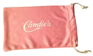 Candie's NEW! CANDIE'S Sunglass Glasses Drawstring Cleaning Cloth Pouch - SUPER SOFT!