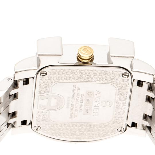 Etienne Aigner Floral Two-Tone Stainless Steel Genua Due A31600 Women'sWristwatch31mm Image 5