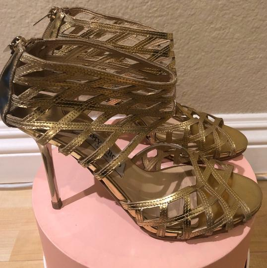 Jimmy Choo champagne/gold Formal Image 2
