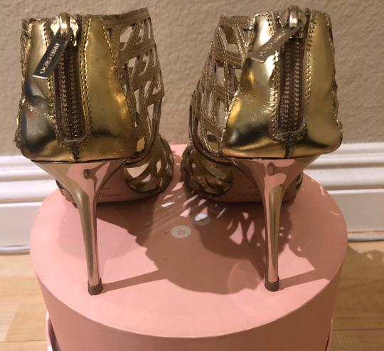 Jimmy Choo champagne/gold Formal Image 3