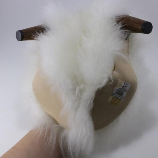 Chanel Runway Fur Fur white Boots Image 9