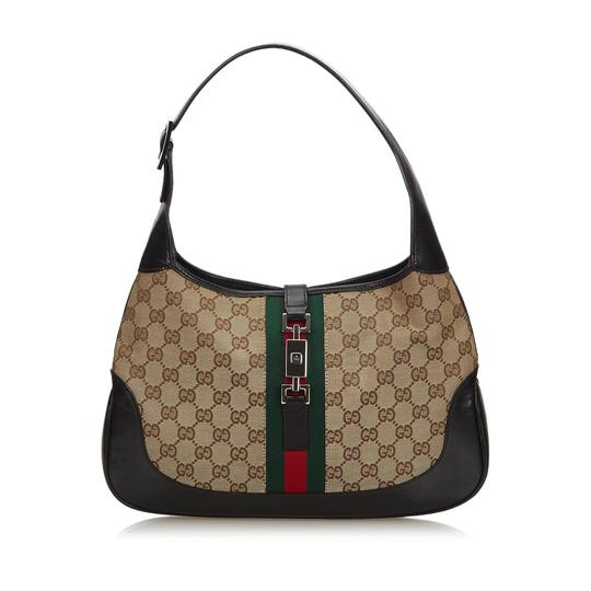 Preload https://img-static.tradesy.com/item/26161747/gucci-jackie-beige-with-multi-canvas-fabric-italy-brown-leather-shoulder-bag-0-0-540-540.jpg