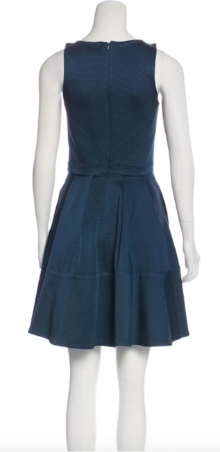 ZAC Zac Posen V-neck Mini Dress Image 1
