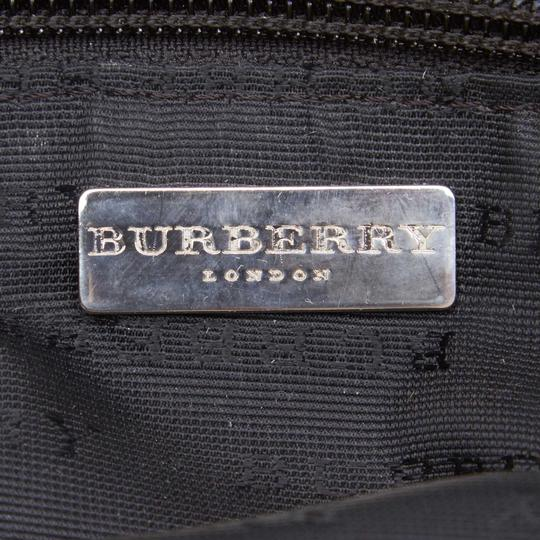 Burberry 9fbuto005 Vintage Leather Tote in Brown Image 5