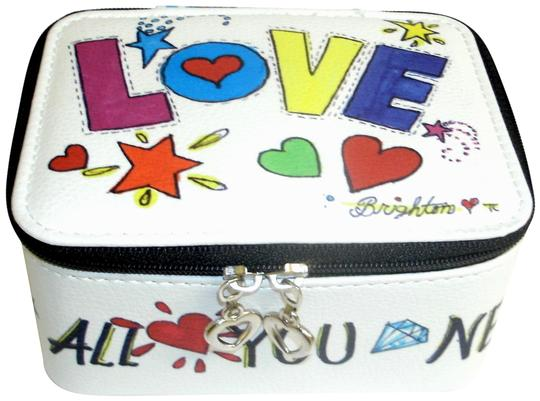 Brighton Graffiti Jewelry Box All You Need is Love Image 0
