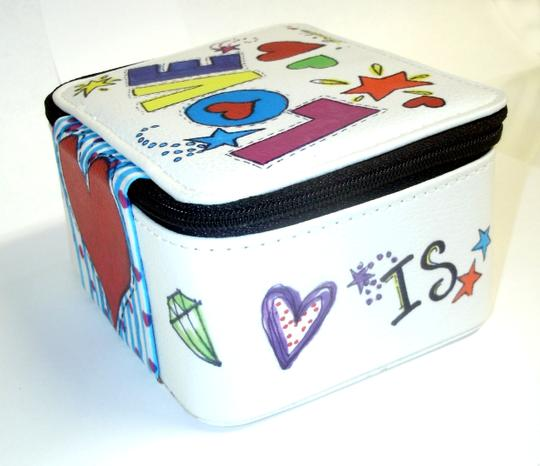 Brighton Graffiti Jewelry Box All You Need is Love Image 4