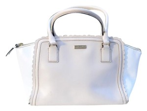 Kate Spade Satchel in cream white